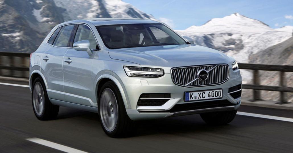 Volvo XC40, la SUV compatta svedese arriva nel 2017