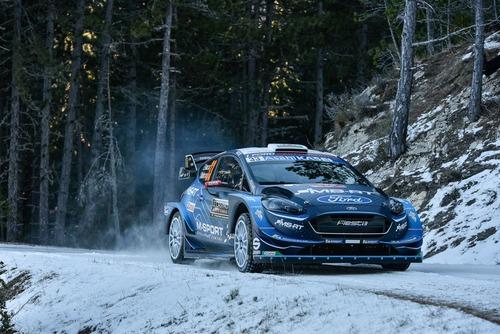 WRC 2019. Rally di Montecarlo, le foto più belle (2)