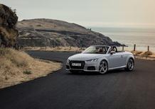 Audi TT, una Anniversary Edition per i suoi 20 anni