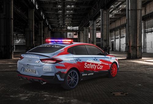 Hyundai i30 Fastback N: safety car per il Mondiale SBK 2019 (3)