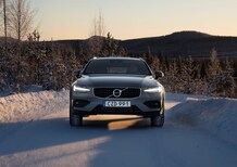 Il Winter Test Drive di Volvo... noi c'eravamo... a -20 gradi! [Video]