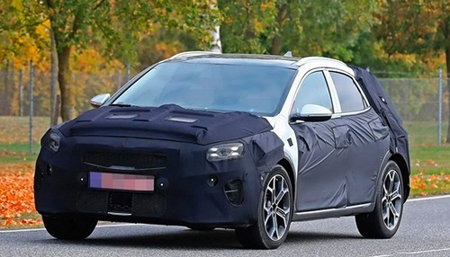 Nuovi SUV Kia 2019: SP2i e Xceed [foto gallery] (2)