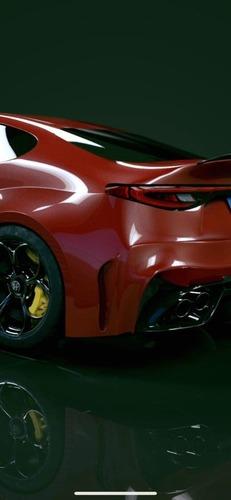 Alfa Romeo GTV LP Design: ecco la nuova coupé del Biscione (2)
