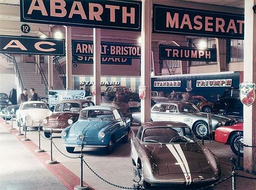 70 anni di Abarth: 10 auto indimenticabili dello Scorpione (7)