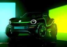 Volkswagen, a Ginevra arriva il dune buggy elettrico