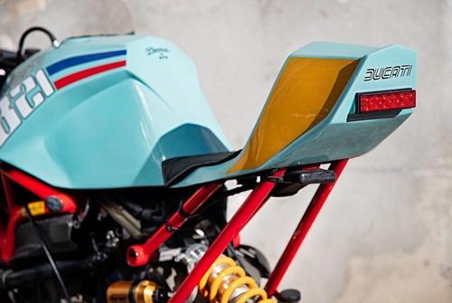 Ducati Monster 821 Pantah: una café racer pensata per le prestazioni (2)