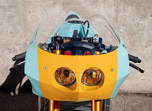 Ducati Monster 821 Pantah: una café racer pensata per le prestazioni (4)