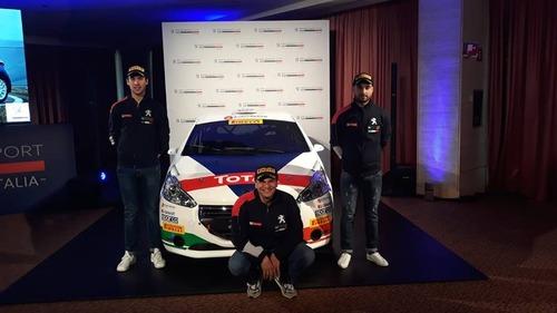 Rally, Trofei Peugeot Italia: 40 anni sempre in corsa con nuovi talenti e vecchi campioni (2)