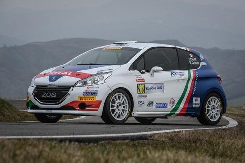 Rally, Trofei Peugeot Italia: 40 anni sempre in corsa con nuovi talenti e vecchi campioni (7)