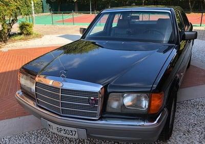 500 SE d'epoca del 1987 a Montegalda