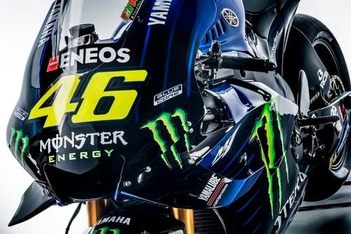 MotoGP. Yamaha svela la livrea 2019 di Rossi e Viñales (4)