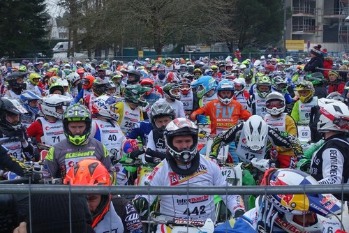 Enduropale du Touquet (Storico): Vince Nathan Watson. KTM (5)