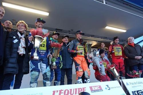 Enduropale du Touquet (Storico): Vince Nathan Watson. KTM (7)