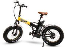 Ducati Scrambler. L'eBike pieghevole e fat