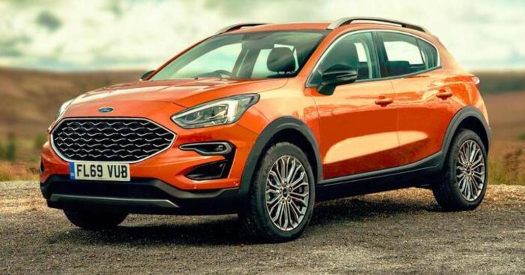 Nuovo SUV Ford: ecco il piccolo… Puma?