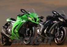 Kawasaki ritarda l'arrivo sul mercato della Ninja ZX-10R