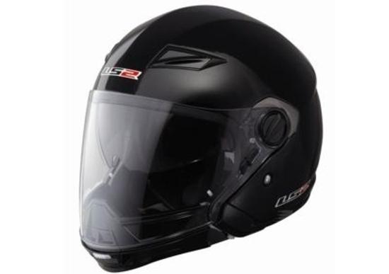 LS2 Helmets 569: i vantaggi di un jet con la protezione di un integrale