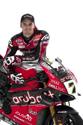 SBK 2019. Presentato il team Aruba.it Racing Ducati (3)