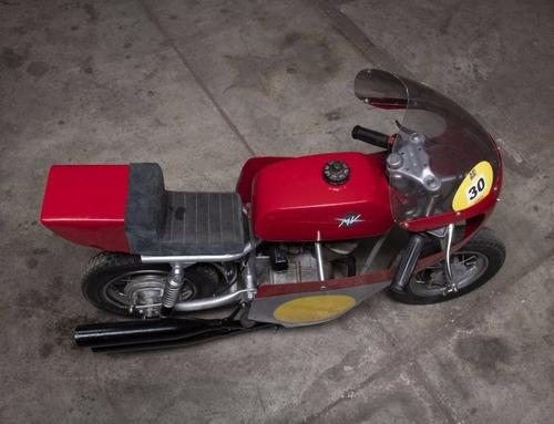 MV Agusta Mini Bike, all'asta un esemplare degli anni '70 (2)