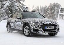 Audi A4 Allroad, restyling in arrivo. Anche per Sedan e Avant?