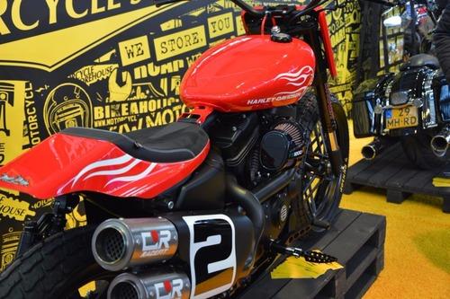 Harley-Davidson XL1200 Roadster by Shaw Harley-Davidson (2)