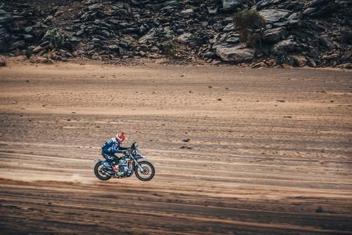 Africa Eco Race. La versione di Botturi (e di Yamaha): festa grande! (2)
