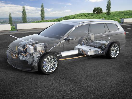 Sotto la scocca della nuova Volkswagen Passat GTE ibrida