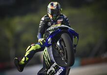 MotoGP test. Rossi: Tante buone idee in Yamaha