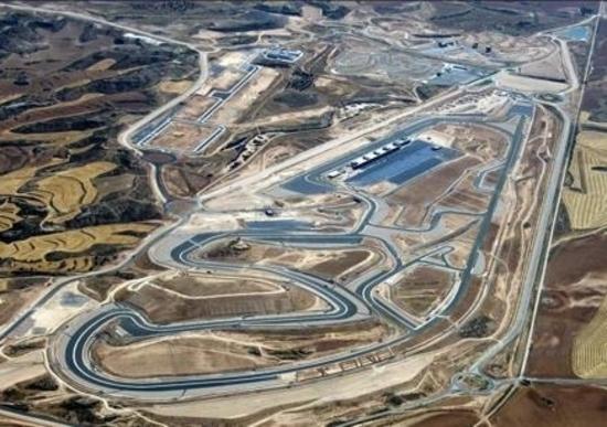 MotoGP. Aragon è il miglior circuito 2010