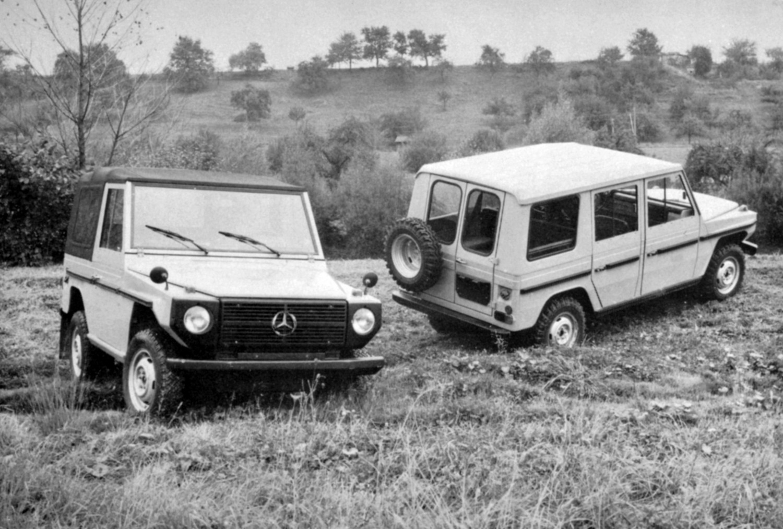 Mercedes-Benz: buon 40° compleanno, Classe G!