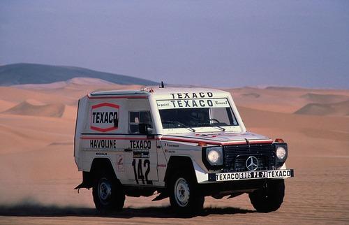Mercedes-Benz: buon 40° compleanno, Classe G! (7)