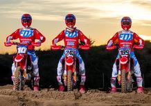 Honda MXGP 2019: Gajser e compagni si preparano in Sardegna