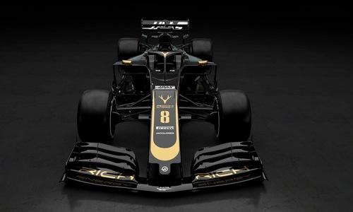 F1 2019, Haas svela la sua nuova livrea (4)
