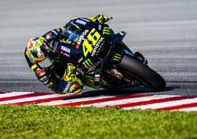 MotoGP test. Rossi: Miglioramenti nella direzione. Ma non basta