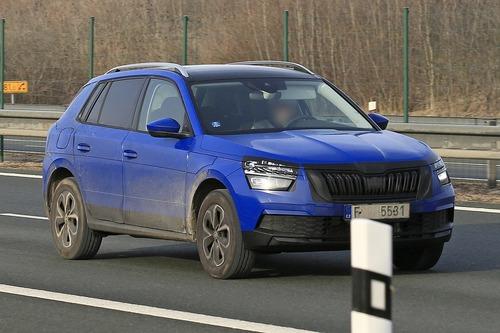 Skoda Kamiq, le foto del nuovo SUV senza veli! (6)