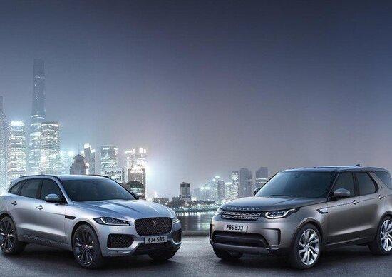 Jaguar Land Rover, quasi 4 miliardi di perdite