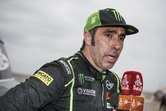 Nani Roma, secondo alla Dakar 2019