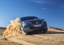 Seat Tarraco Desert Camp: dall'asfalto alle dune [Video]
