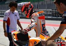 MotoGP test. I commenti dei piloti