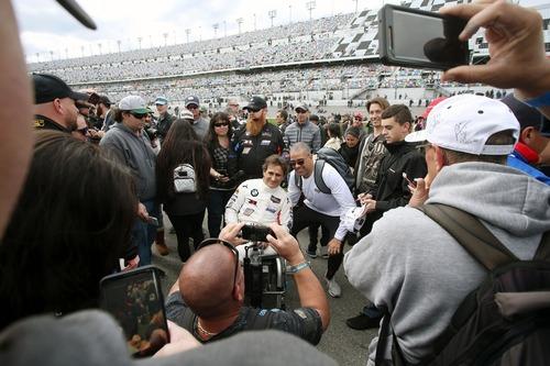 Zanardi racconta la sua 24 ore di Daytona con la BMW M8 GTE (8)