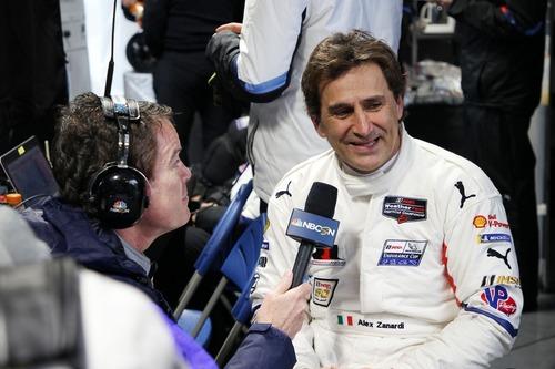 Zanardi racconta la sua 24 ore di Daytona con la BMW M8 GTE (6)