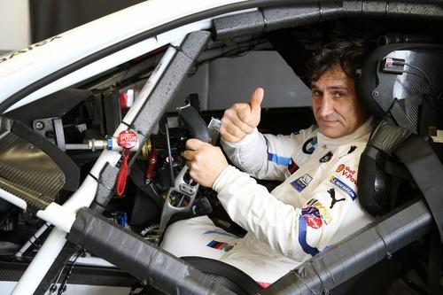 Zanardi racconta la sua 24 ore di Daytona con la BMW M8 GTE (2)
