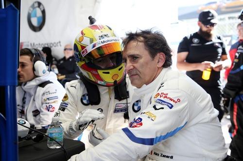 Zanardi racconta la sua 24 ore di Daytona con la BMW M8 GTE (5)