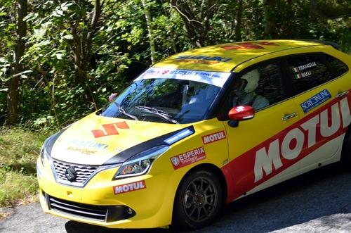 Renato Travaglia al Sanremo 2019, Festival: dopo il Rally l'eco drive Suzuki (4)