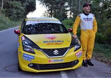 Renato Travaglia al Sanremo 2019, Festival: dopo il Rally l'eco drive Suzuki