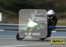 Kawasaki Z750R. Il video della nostra prova