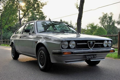 Fantasie Alfa Romeo, Cuore Sportivo Elettrico: nuova Alfasud E-Sprint (GT EV) (7)