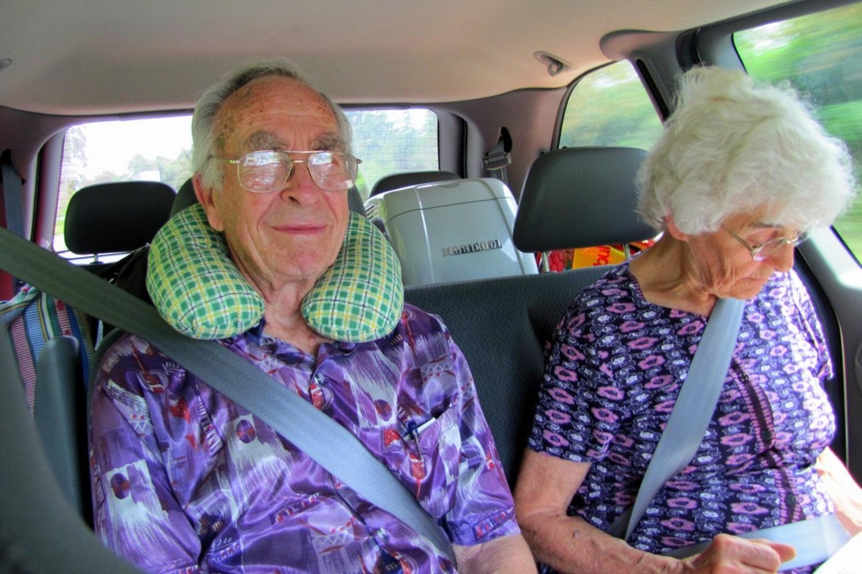 Cinture di sicurezza in auto: paga anche il conducente