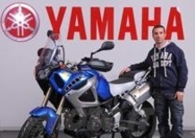 Marco Melandri ha scelto la Yamaha Super Ténéré 1200