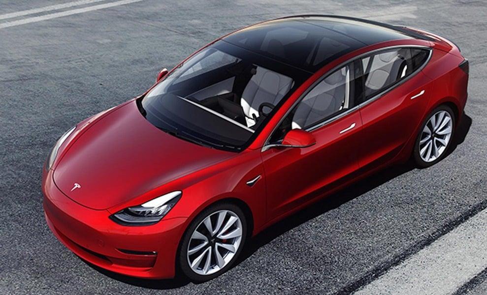 Tesla Model 3 Model 3 Long Range Dual Motor AWD (12/2018 ...